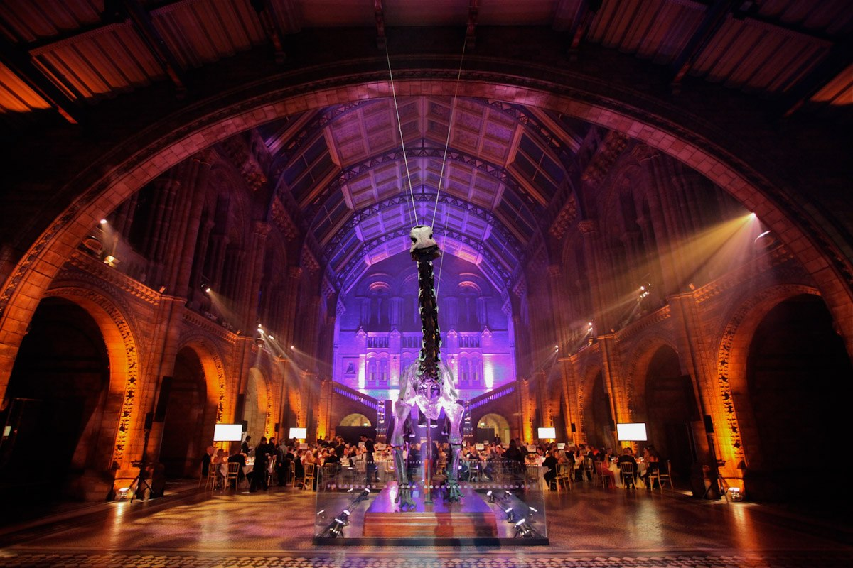 Natural History Museum Party Venue