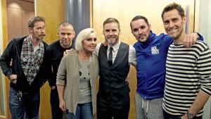 Madhen Gary Barlow