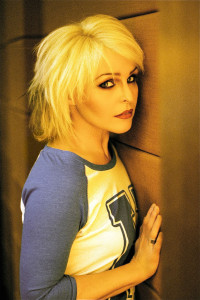 Madhen Helen as Debbie Harry So Blondie