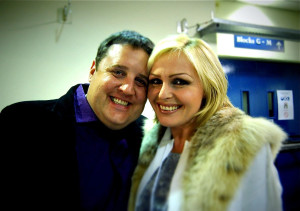 Helen & Peter Kay