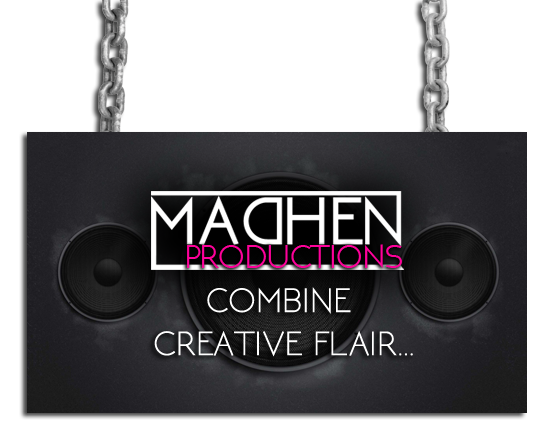 Madhen Productions Speaker 1