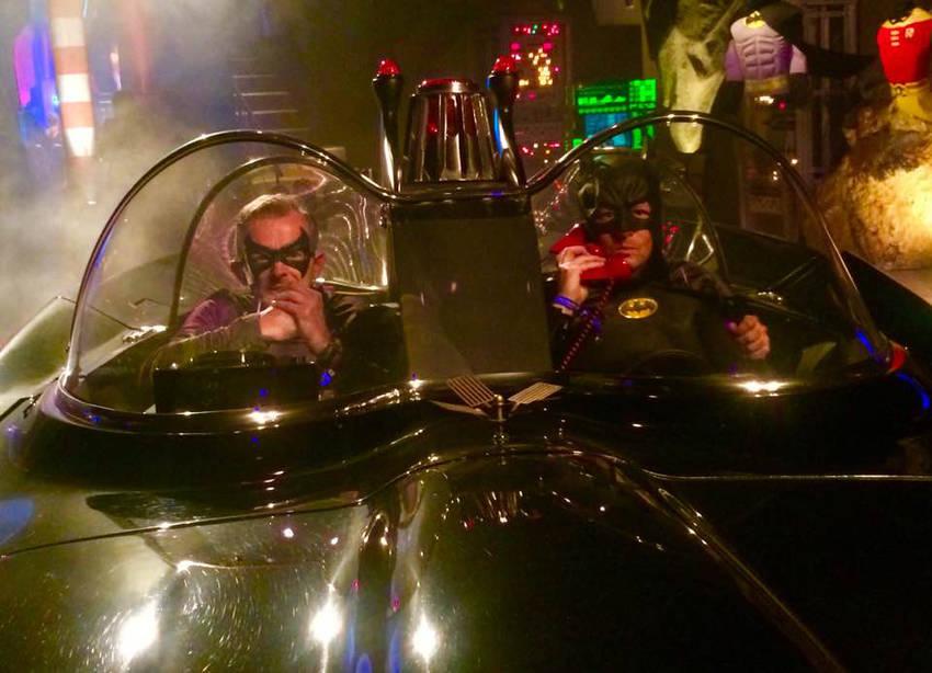 CandyAmp Batman & Robin