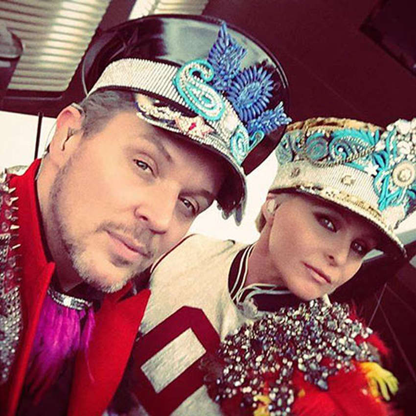 Madhen Partyband Custom Hats