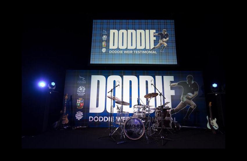 Madhen Doddie Weir Testimonial