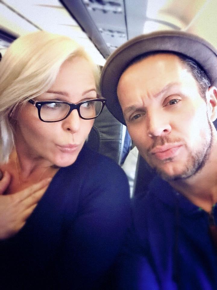 Helen & Matthew flying to Munich
