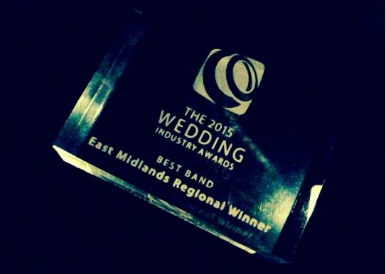 2015 Wedding Industry Awards Prize