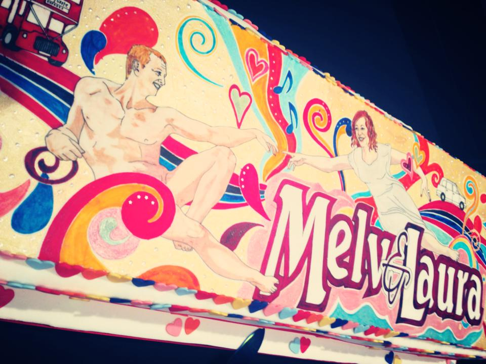 Melv & Laura's Wedding MADHEN