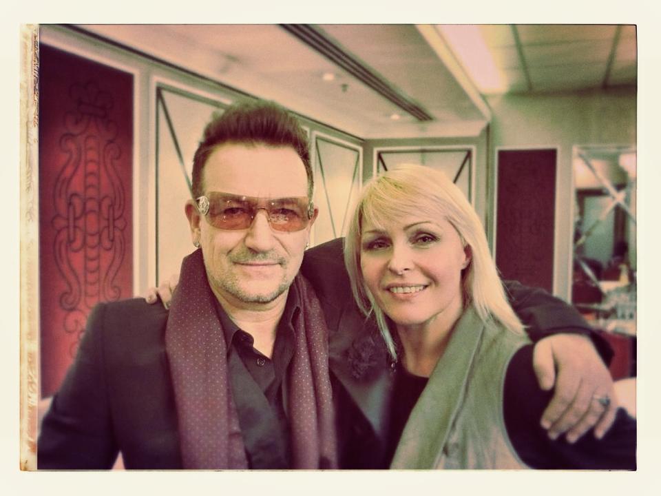MADHEN Helen & Bono