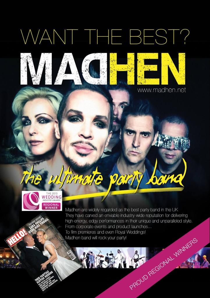 Madhen Promo Poster