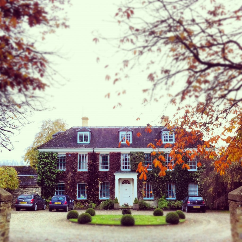 Oxwold House