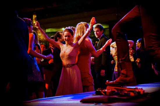 The 35th White Knights Ball Dancefloor 2