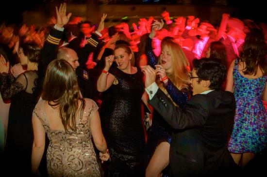 The 35th White Knights Ball Dancefloor