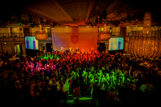 The 35th White Knights Ball Grosvenor House Hotel