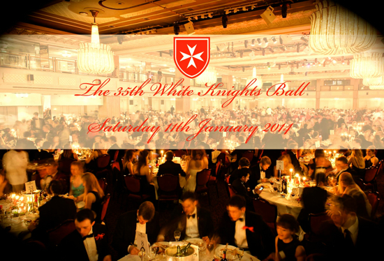 The 35th White Knights Ball