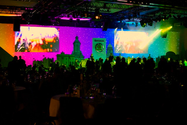 Madhen Skoda Dublin Convention Centre
