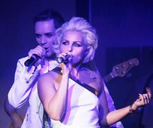 Madhen Matthew and Helen live at Paper Regent Street shot by Joseph Sinclair