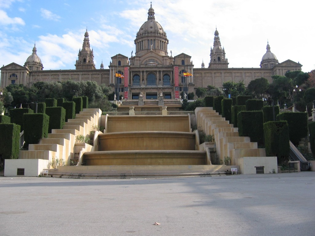 Barcelona with Madhen