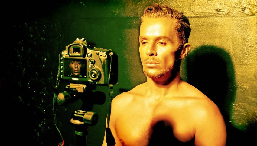 Madhen shooting video with Matt Porteous and James O'Garra