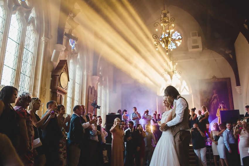 Matt Porteous Lee & MIchelle's Wedding