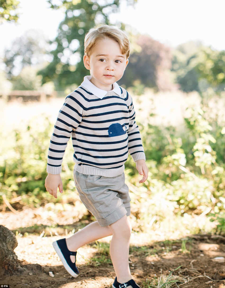 Prince George by Matt Porteous