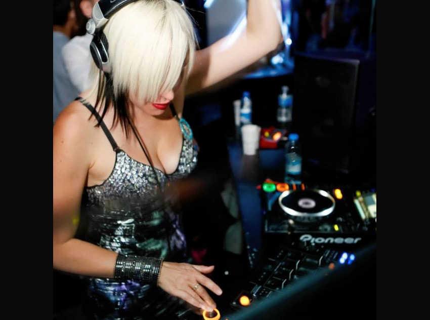 Madhen DJ Rosie Live