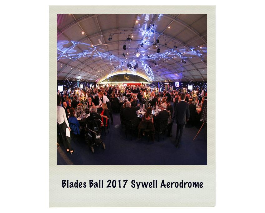 Madhen Blades Sywell Aerodrome 2017