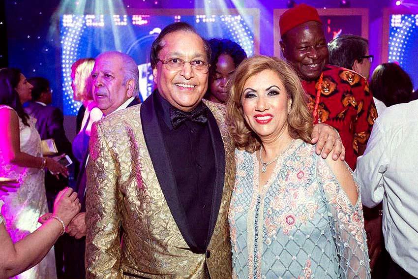 Madhen Dr Rami Ranger CBE 70th Birthday