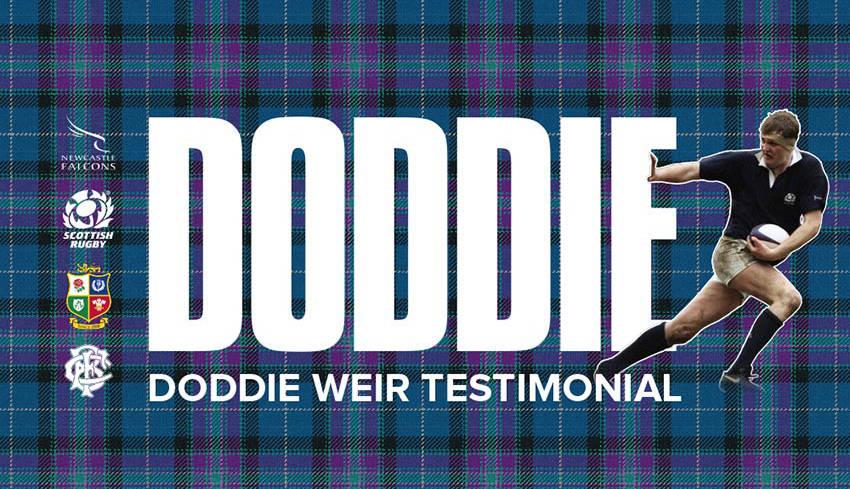 Madhen Doddie Weir Testimonial 2017