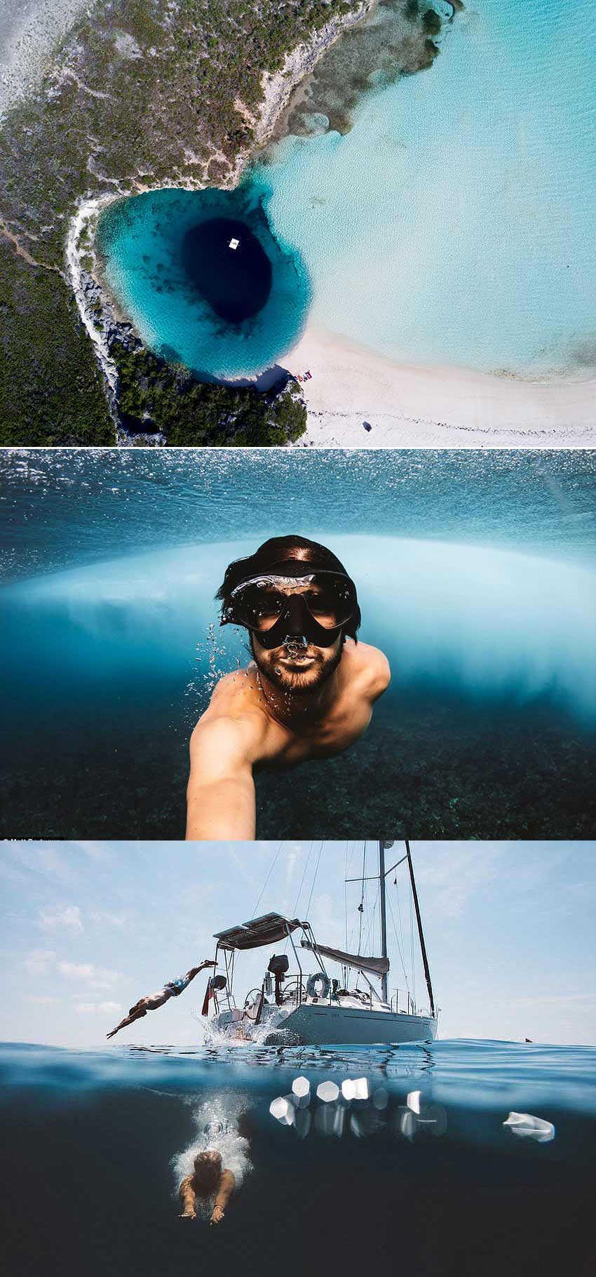 Matt Porteous Water Shots