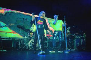 Madhen So 80s Band Athena Leicester May 2018