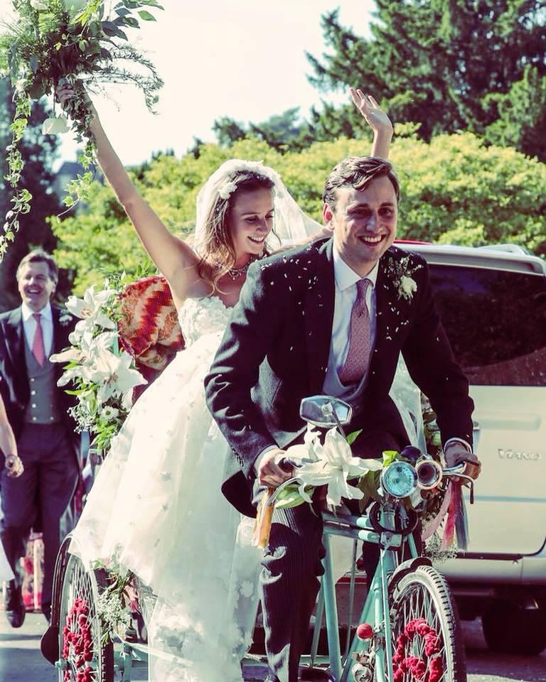 Madhen Daisy and Charlies Wedding