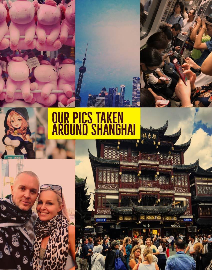 Madhen Shanghai Montage